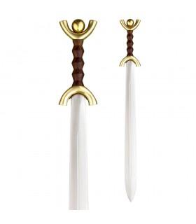 Espada Celta de antenas com bainha