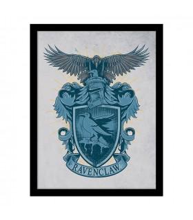 Estampado Escudo de Corvinal, Harry Potter