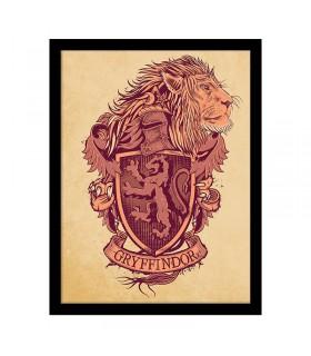 Estampa o Escudo de Hogwarts, Harry Potter