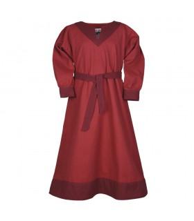 Vestido de viking menina, Solveig