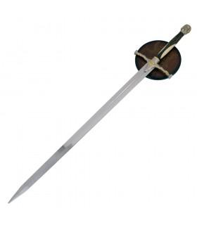 Espada Não Oficial de Jamie Lannister, Jogo de Tronos