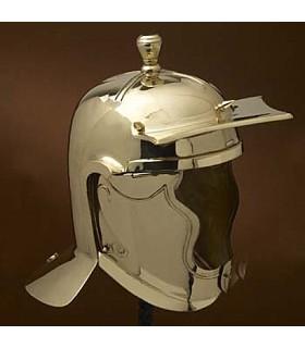 Capacete de Cavalaria Romana Buch, bronze
