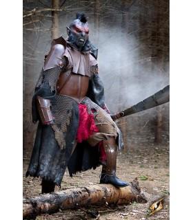 Armadura metálica completa de Orc, Deal