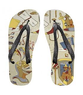 Sandálias verão Medievais