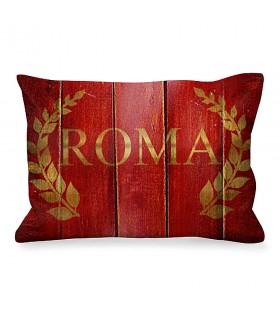 Almofada Retangular Roma Antiga