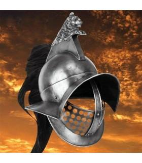 Capacete de Gladiador spartacus: blood and sand