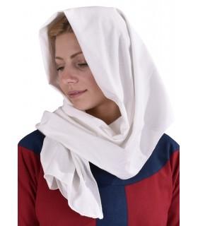 Lenço Medieval ou Véu Medieval para mulher