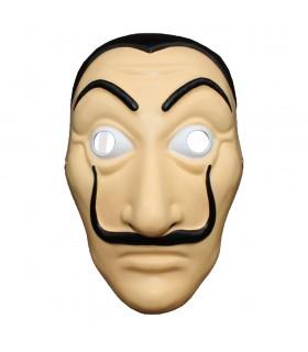 Máscara Salvador Dalí, A Casa de Papel