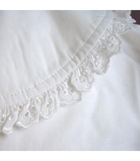 Camisa branca de Mosqueteiro
