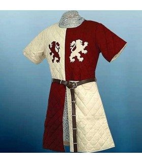 Gambesón medieval Leões Baron