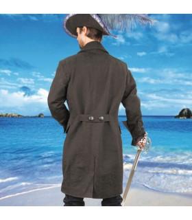 Casaco pirata barba negra