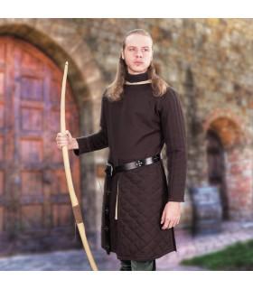 Gambesón medieval Inglês