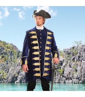 Casaco pirata Costa dos Bárbaros