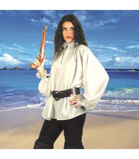 Camisa pirata Mary Read