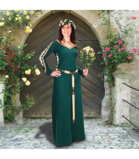 Vestido medieval Castleford
