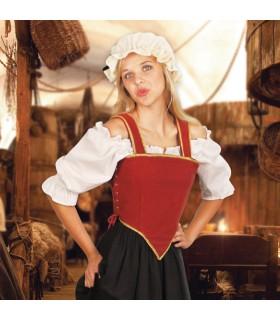 Espartilho medieval Molly