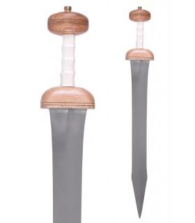 Espada Romana Gladius Mainz com bainha, século I a.C.