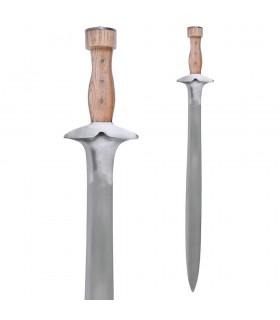 Espada grega Xiphos, Hoplita