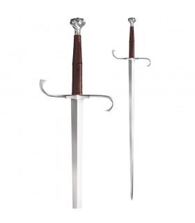 Espada Medieval Alemã Longa. Funcional.