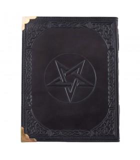 Diário medieval com Pentagrama