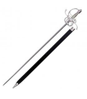 Espada Rapiera Alemã, Século XVII