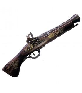 Arma trabuco de sílex, SteamPunk III