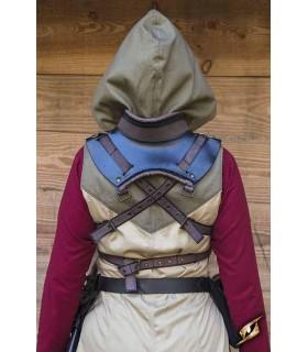 Armadura medieval de marota, tamanho M/L