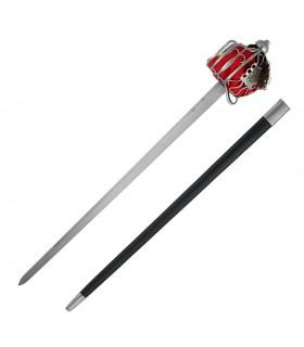 Espada Escocesa de cesta, S. XVIII