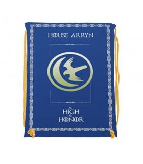 Mochila de cordas House Arryn de game of Thrones (34x42 cms.)