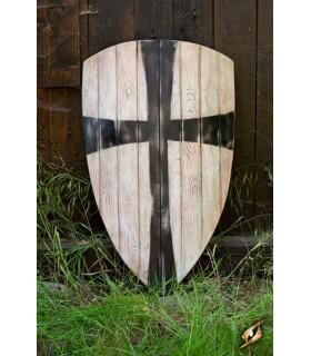 Escudo Cruzados DESDE, 90 x 60 cm