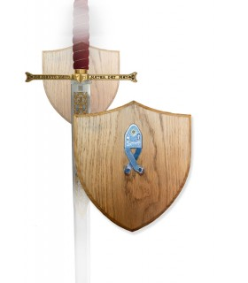 Expositor de Espadas para pendurar na parede
