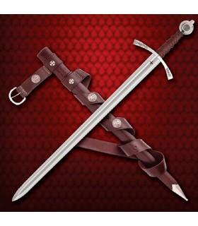 Espada Templária Guardiões da Fé