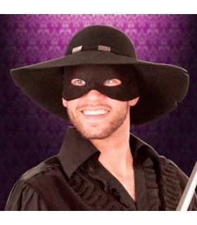 Chapéu medieval de Justiceiro Don Juan