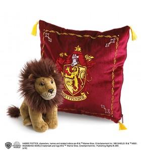 A almofada de pelúcia casa Grifinória, Harry Potter