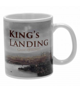 Jarro de Cerâmica King's Landing de game of Thrones