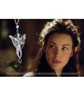 Pendente Arwen Estrela vespertina, Senhor dos Anéis