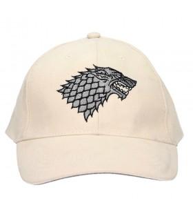 Boné Oficial Stark de game of Thrones