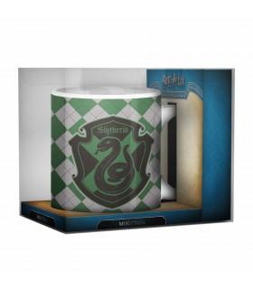 Caneca em Cerâmica Branca Harry em hogwarts de Harry Potter