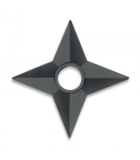 Estreja Ninja Borracha para treinos (12,5 cm)
