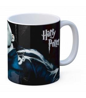 Copo Cerâmica Voldemort do Harry Potter