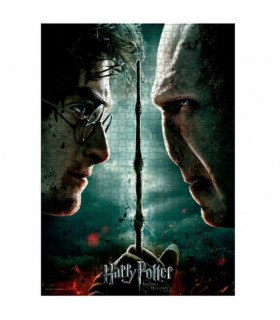 Puzzle de 1000 peças de Harry Contra Voldemort do Harry Potter