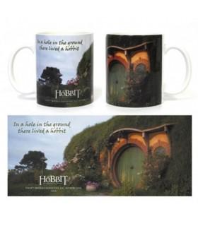 Caneca de cerâmica O Hobbit Hobbitton
