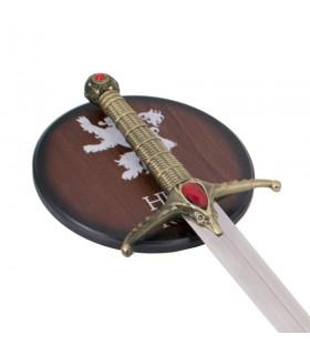 Espada Widows Wail dek Fazedor de Viúvas no Jogo de Tronos. NÃO Oficial