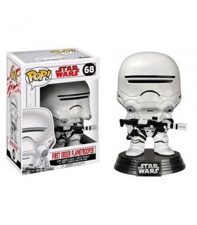 Funko POP! First Order Flametrooper Episódio VIII The Last Jedi Star Wars