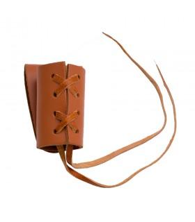Tahalí de couro para espadas