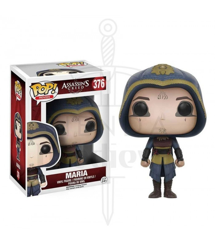 Miniatura Maria Assassins Creed Funko POP