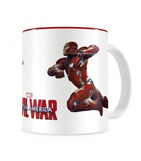 Copo Duelo Iron Man, Da Marvel Civil War