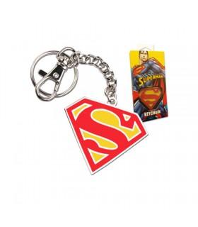Chaveiro escudo Superman em cores