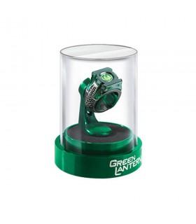 Anel de Lanterna Verde com suporte, a DC Comics