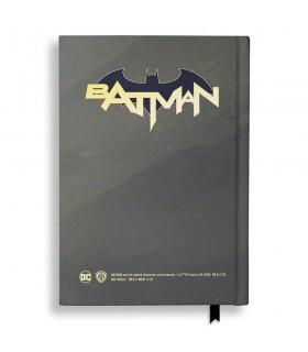 Livro com Luz Batman Batseñal, a DC Comics